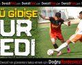 Kızılcabölükspor-Erzin Belediyespor: 2-1