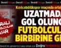 Kızılcabölükspor-Ankara Adliyespor: 1-1