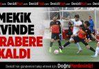 Kızılcabölükspor-Bayburt Grup Özel İdare: 0-0
