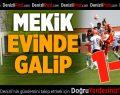 Kızılcabölükspor-Çorum Belediyespor: 1-0