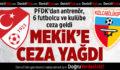 PFDK, Kızılcabölükspor'a ceza yağdırdı