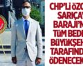 Sarıçay Barajı'nı Aydın Büyükşehir Belediyesi yapacak