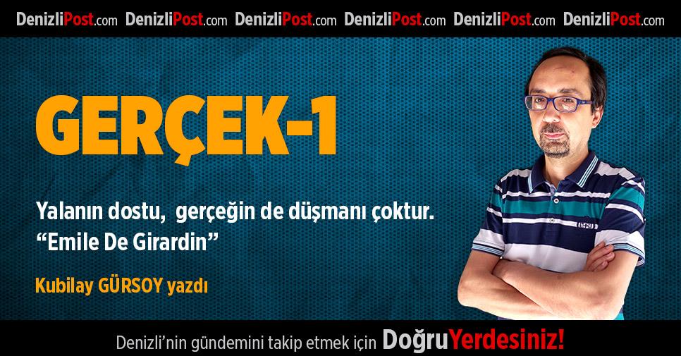 GERÇEK-1