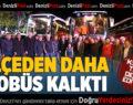 Kültür Turuna 4 İlçeden Daha Otobüs Kalktı