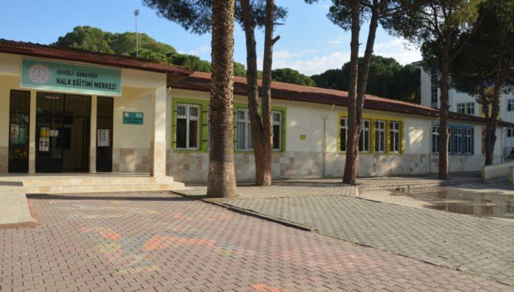 kurs 2 740x420 - Sarayköy'de özel çocukların da düşünüldüğü kurs programı hazırlandı