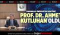 PAMUKKALE ÜNİVERSİTESİ REKTÖRÜ PROF. DR. AHMET KUTLUHAN OLDU