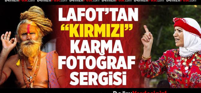 """""""KIRMIZI"""" KARMA FOTOĞRAF SERGİSİ AÇILIYOR"""