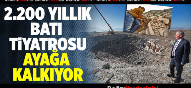 Laodikya, Büyükşehir ile ayağa kalkmaya devam ediyor