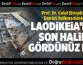 Laodikeia'nın Son Halini Gördünüz mü?