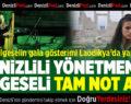 Laodikya'da 'Müzikli Bir Hikaye' belgeseli gösterildi
