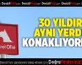 LEYLEKLER 30 YILDIR AYNI REKLAM PANOSUNDA KONAKLIYOR