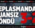 Manisaspor – Denizlispor: 3-2