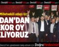 MHP Buldan'da Boy Gösterisi Yaptı