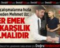 Milletvekili Adayı Mehmet Uz Esnafla Dertleşti