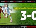 Kızılcabölükspor – Payasspor: 3-0