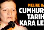 Melike Basmacı: Cumhuriyet Tarihinin Kara Lekesi