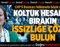 CHP'li Basmacı Hükümete Seslendi