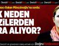 CHP'li Basmacı Bakan Müezzinoğlu'na sordu