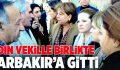 6 Kadın Vekille Birlikte Diyarbakır'a Gitti
