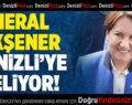 Meral Akşener Denizli'ye Geliyor