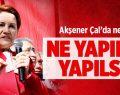 Meral Akşener Çal'da Partililere Seslendi