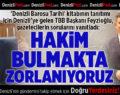 TBB Başkanı Feyzioğlu 'Denizli Barosu Tarihi' Kitabının Tanıtımı İçin Denizli'ye Geldi
