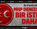 MHP Denizli'de bir istifa daha