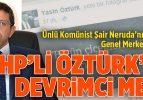 MHP'li Öztürk'ten Devrimci Mesaj