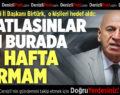 MHP'li Birtürk, Akşener'i hedef aldı