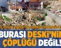 Mahalle Sakinleri DESKİ'ye İsyan Etti