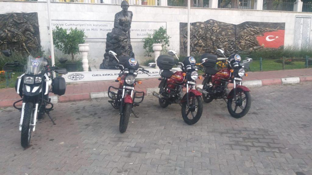 motorize ekip 2 1024x576 - MOTORİZE GÜVEN VE HUZUR TİMİ KURULDU