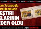 Subaşıoğlu, Bastırdığı Pullarla Eleştiri Oklarının Hedefi Oldu