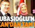 Subaşıoğlu'na Bakan'dan Tam Not