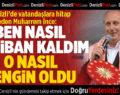 Muharrem İnce Denizli'den Erdoğan'a Seslendi: Ben Nasıl Gariban Kaldım O Nasıl Zengin Oldu