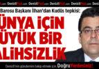 "Denizli Barosu Başkanı İlhan'dan Trump'a ""Kudüs"" Tepkisi"