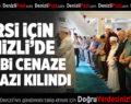 Mursi için Denizli'de gıyabi cenaze namazı kılındı