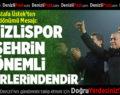 Başkan Mustafa Üstek'ten Kuruluş Yıldönümü Mesajı