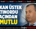 Denizlispor'da Başkan Üstek umutlu