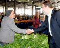 AK Parti İl Başkanı Necip Filiz'den Esnafa Ziyaret