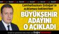Cumhurbaşkanı Erdoğan'ın Açıklaması Beklenirken Adayı O Açıkladı