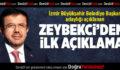 Zeybekci'den İlk Açıklama
