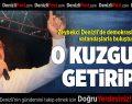 Zeybekci Demokrasi Nöbetinde Denizlililerle Buluştu