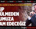 Bakan Zeybekci, Çardak ve Bozkurt İlçelerinde Vatandaşlarla Buluştu