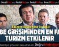 Bakan Zeybekci: Darbe girişimi en fazla turizmi etkiler