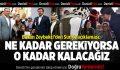 Bakan Zeybekci'den Suriye açıklaması