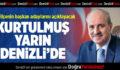 AK Parti'nin Denizli ilçe adaylarını Kurtulmuş açıklayacak