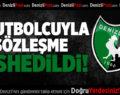 Denizlispor Yönetimi O Futbolcuyla Sözleşmeyi Karşılıklı Feshetti