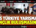 O Ses Türkiye Yarışmacısı Gençlik Buluşmasında