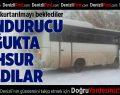 Öğrenci Otobüsü Mahsur Kaldı