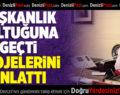Başkan Zolan, koltuğunu Aylin İlçi'y devretti